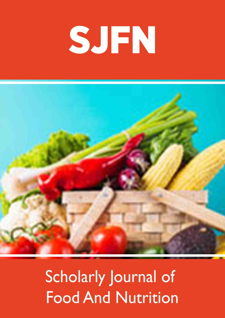 Lupine Publishers Scholarly Journal of Food and Nutrition